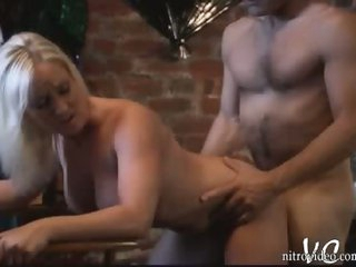 Bonerific Calli Cox Gets Fucked From Behind In a Softcore Sex Scene