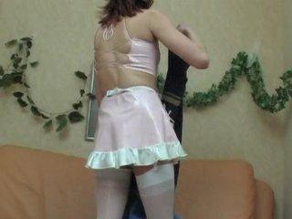 Russian maid anal