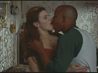 Foxy Redhead Hottie Eowyn Steele Shows Her Yummy Jugs In a Sexy Sex Scene