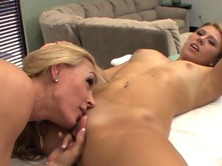 Sizzling Tanya Tate eats out this whores leaking gash