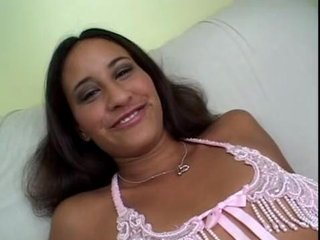 Cute 18 yo latin babe cheats her boyfriend with older chap
