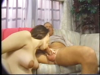 Sexy Teen Preggo Shane Taylor Gets Screwed and Jizzed On By an Old Man