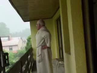 candi with 80-year-old grandpa