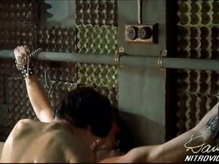 Sexy Brunette Pia Miranda Has Some Bondage Sex With Her Emo BF