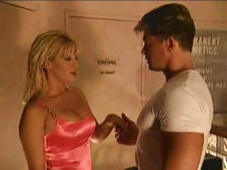 Jill Kelly receives drilled in slowmotion