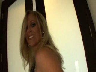 Hot MILF Julia Ann POV