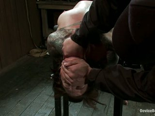 Watch this slave supplicate for more as her sweet, tender nipples are tortured.