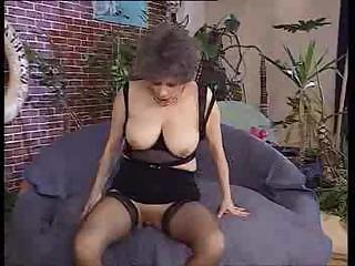 Old Granny Fucking Young Cock