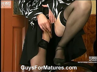 Rebecca&Steve furious mature video