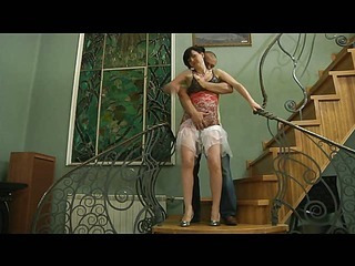 Frances&Nicholas kinky mature action