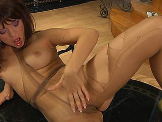 Jessica in nasty hose movie