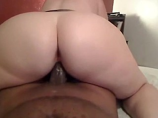 Amateur porn with hot interracial fucking