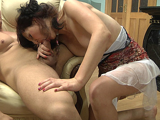 Frances&Nicholas kinky older action
