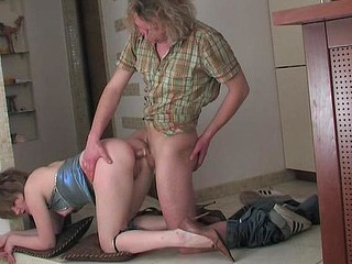 Ninette&Anthony nasty anal episode