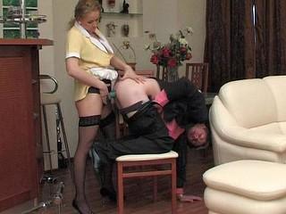 Susanna&Morris horny dong action