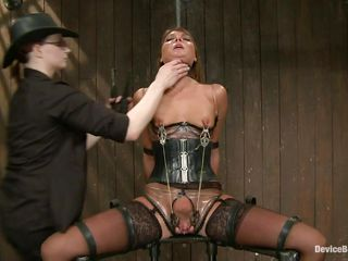 skilled mistresses and a sweet sex slave