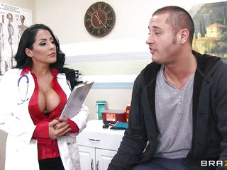 gorgeous&horny hispanic doc