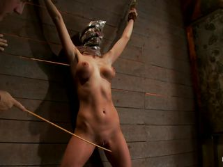 hottie is suffocated and punished