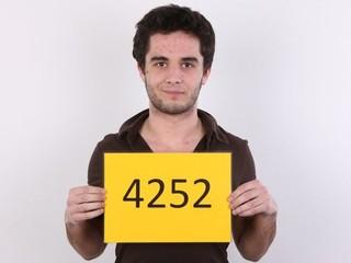 CZECH GAY CASTING - PETR (4252)