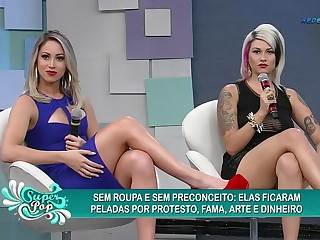 Nude Scandal TV Show-11 Assim