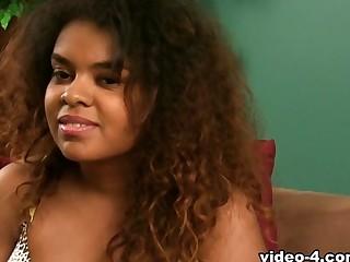 Alexis in Interview Movie - AtkHairy