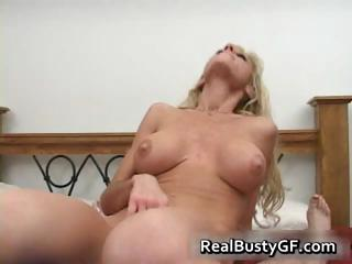Bigtits mama fingers fucks her pussy part3