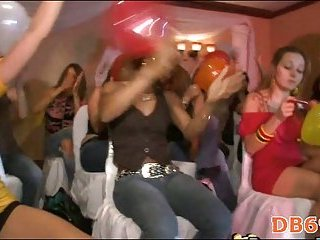 Strip dancer fucking girls throats